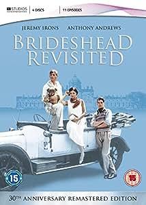 Brideshead Revisited: The Complete Series (4 Dvd) [Edizione: Regno Unito] [Reino Unido]
