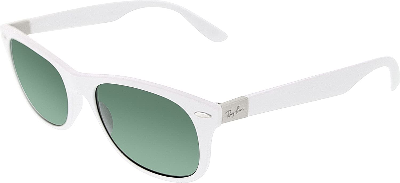 3073647873 Amazon.com  Ray-Ban Men s Wayfarer RB4207-609671-55 White Wayfarer  Sunglasses  Ray-Ban  Shoes