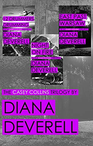 book cover of The Casey Collins Trilogy