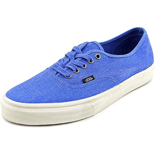 Vans Sneakers Adulte Basses Nautical White Blue Bleu True Mixte Authentic OO5w4