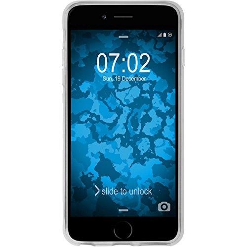 PhoneNatic Apple iPhone 6 Plus / 6s Plus Coque en Silicone Cutiemals Motif 3 Case iPhone 6 Plus / 6s Plus + films de protection