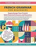 French Grammar for Beginners Textbook + Workbook