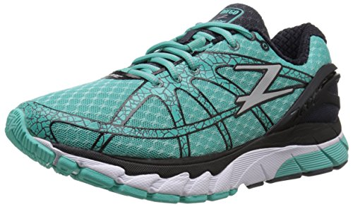 Zoot Shoe Aquamarine Pewter Black Women's Running Diego qwSRgrxq6