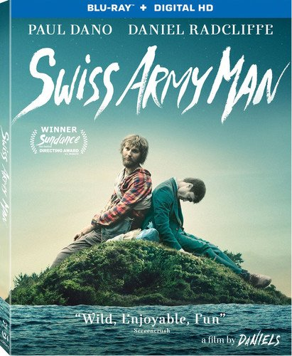 Blu-ray : Swiss Army Man (Blu-ray)