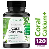 Cheap Coral Calcium Plus -Highly Ionizable Coral Calcium from the Caribbean Sea – Helps Balance pH Levels, Support Strong Bones & Teeth, Weight Loss – Emerald Laboratories – 120 Vegetable Capsules