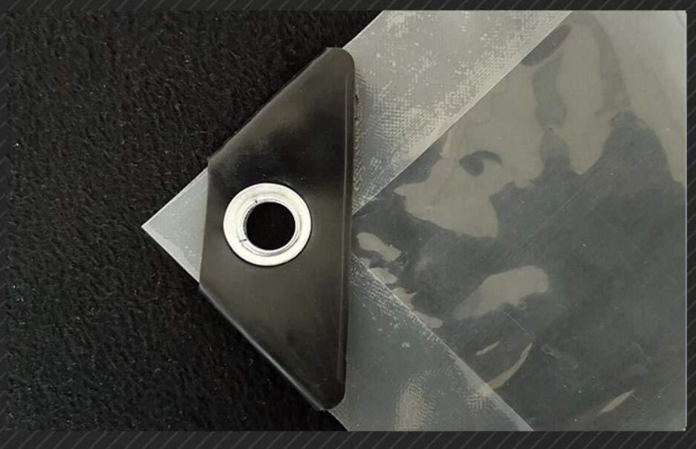 la migliore selezione di HRFHLHY Telo Trasparente Telo Isolante Trasparente in in in plastica per Balcone Telo Esterno Resistente all'abrasione e Antipioggia Protezione Solare Resistente all'Acqua,5  5  trova il tuo preferito qui