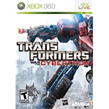 Transformers: War for Cybertron - Xbox 360 Standard Edition
