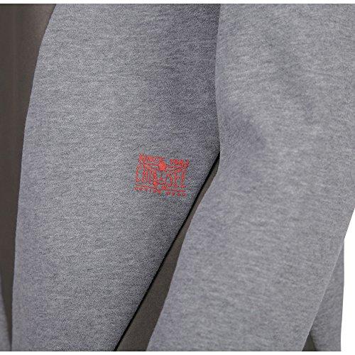 Damen Oliva Neutral Sweat Chiemsee Melange Grigio shirt Grey zq756xB