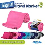 Cloudz Compact Travel Blanket - Light Pink ()