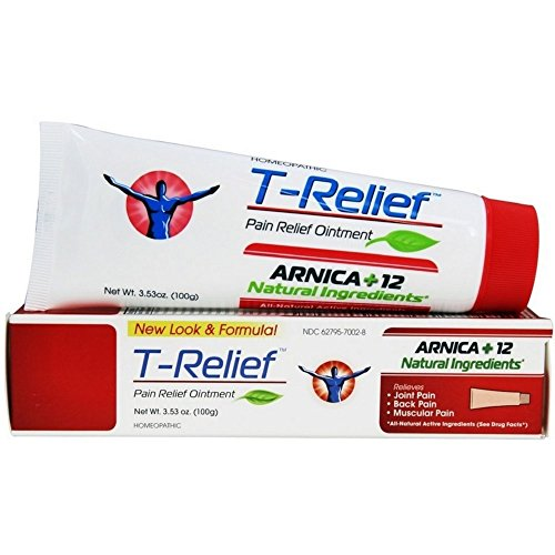 HEEL T-Relief Pain Relief Ointment 4 oz