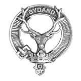 Gordon Clan Crest Scottish Cap Badge