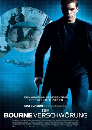 Die Bourne Verschwörung Film