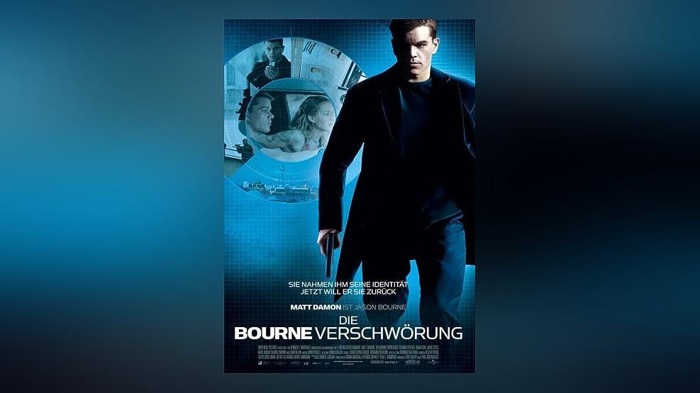 Die Bourne Verschwörung [dt./OV]