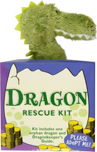 - Dragon Rescue Kit (Plush Toy and Book)