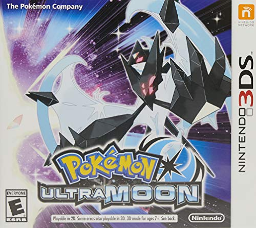 Pokémon Ultra Moon - Nintendo 3DS from Nintendo