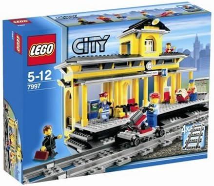 LEGO City Train Station (7997)