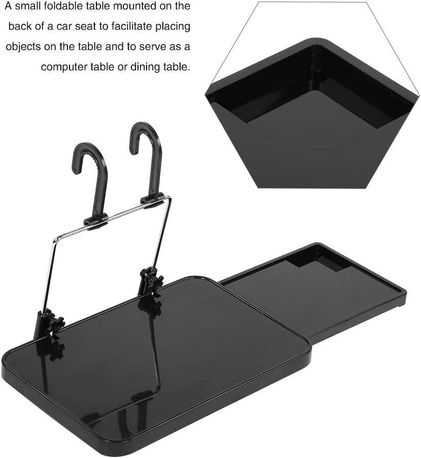 Essen des Rad-Schreibtisches Faltbare Auto-R/ücksitz-Tabelle for Laptop-Snack Solomi Auto-Tabellen-Beh/älter