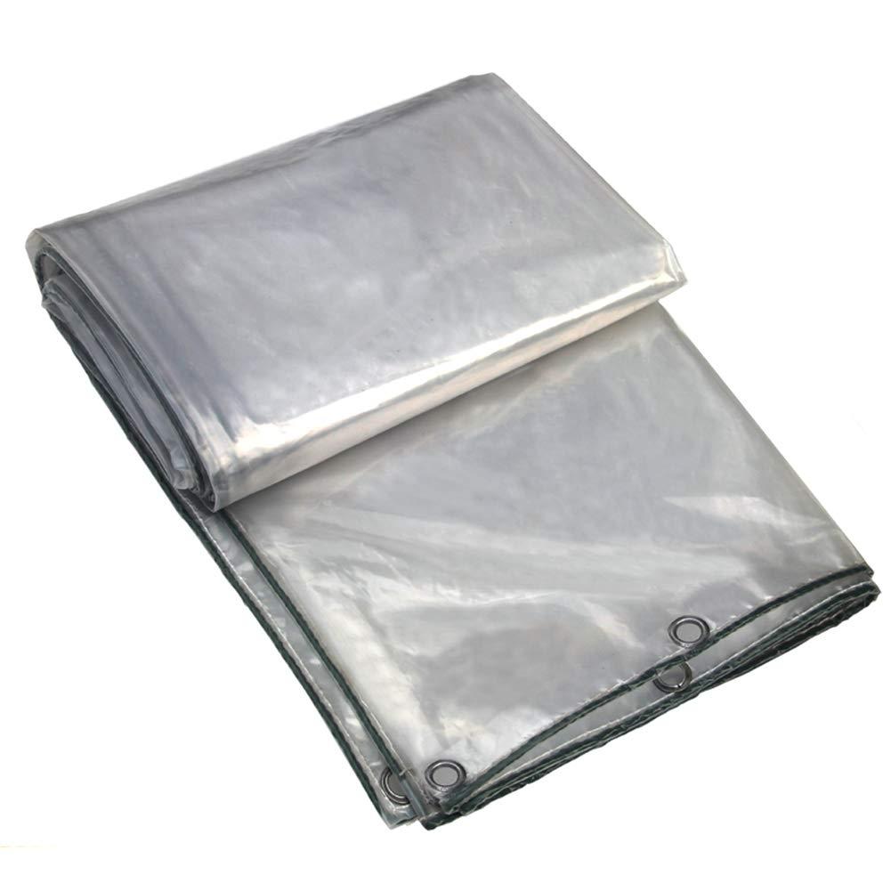 Starke Plane-Hochleistungstransparente Wasserdichte Zelt-Markise Dauerhaft, 410 G/M²