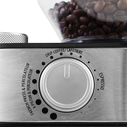 Suntec Wellness 28731 Coffee Grinder, Stainless Steel by Suntec Wellness (Image #3)