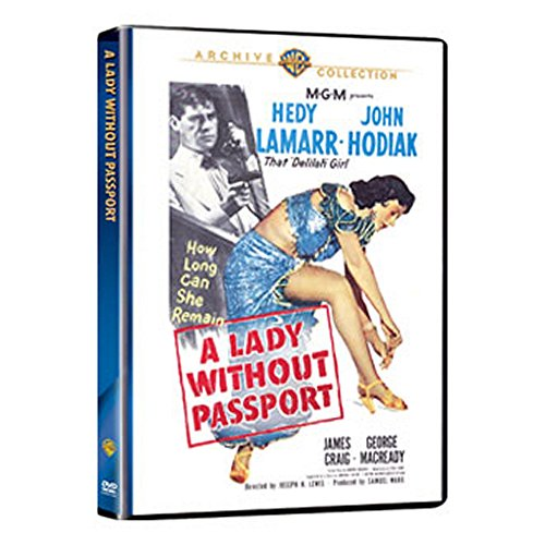 A Lady Without A Passport