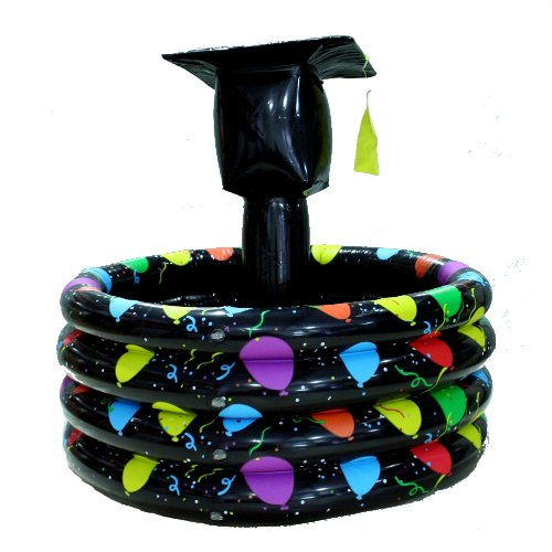 graduation-hat-inflatable-cooler-party-supplies-by-fun-express