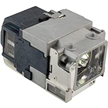 Amazing Lamps ELPLP65 / V13H010L65 SHIPS FROM CANADA - NO DUTY Replacement Lamp in Housing for Epson Projectors POWERLITE 1750W, POWERLITE 1751, POWERLITE 1760W, POWERLITE 1761W, POWERLITE 1770W, POWERLITE 1771W, POWERLITE 1775W, POWERLITE 1776W, V11H476020, V11H479120, V11H372120, V11H361120, V11H478120, V11H478120, V11H362020, V11H477020, V11H363020
