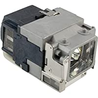 Amazing Lamps ELPLP65 / V13H010L65 Replacement Lamp in Housing for Epson Projectors