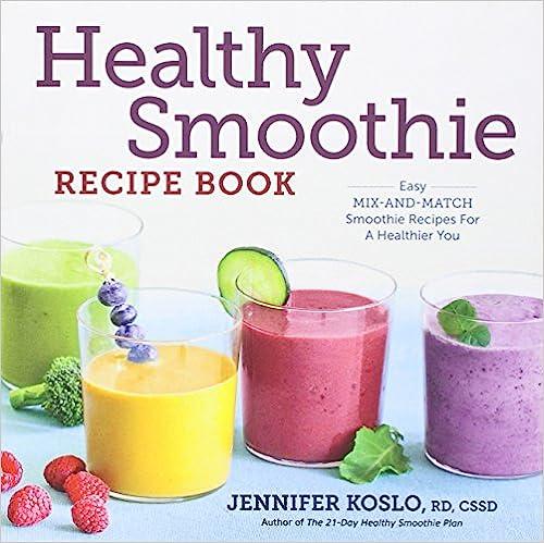 Healthy Smoothies Food Processor