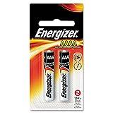 Energizer Alkaline Battery, quot;AAAA quot; Size, 2/PK