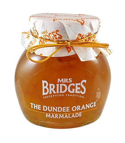 (Mrs. Bridges Dundee Orange Marmalade, 12-Ounce Jars (Pack of 4) )