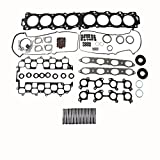 Detoti Auto 1998-2004 Toyota 4Runner, Sequoia, Tundra / Lexus GX, LX470 4.7L V8 Eng. Code 2UZFE MLS Head Gasket Set & Head Bolts