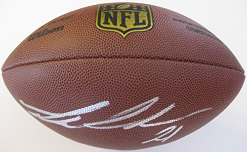Landon Collins, New York Giants, Alabama, Signed, Autographed, NFL Duke Football, a COA with the Proof Photo of Landon Signing Will Be Included