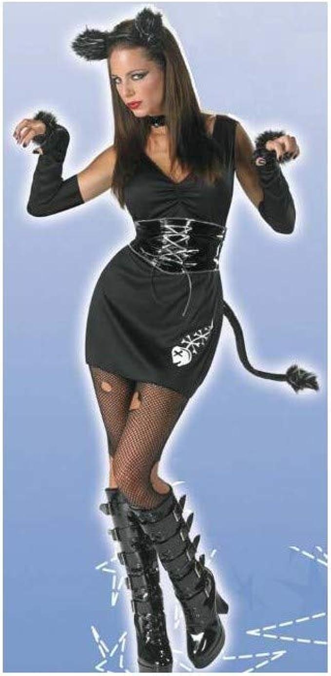 Disfraces Josman - Disfraz de gata, adulto talla 38: Amazon.es ...