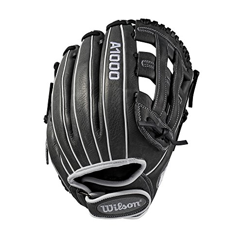 "Wilson A1000 12"" Infield Fastpitch Glove - Right Hand Throw"