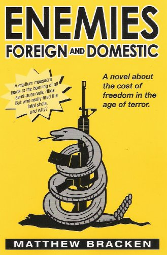 Enemies Foreign And Domestic (The Enemies Trilogy Book 1) by [Bracken, Matthew]