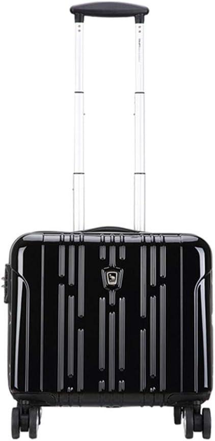 Maleta rígida para PC, embarque con contraseña TSA Customs, Maleta Universal para Ruedas, Maleta con Marco de Aluminio, Viajes de Vacaciones de Negocios