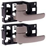 SCITOO Door Handles Interior Front Rear Right Side fit 2004-2006 Toyota Tundra(2pcs)