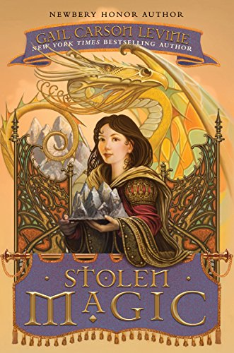Stolen Magic (Tale of Two Castles Book 2)