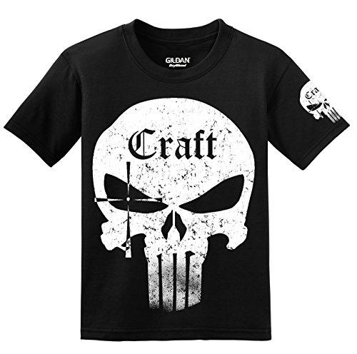 with Sleeve T-shirt, Small Black (Marine Corps T-shirt Camo)