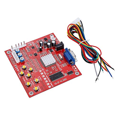 Yosoo Game Converter Board, RGBS/CGA to VGA High Definition Video Game Converter Board