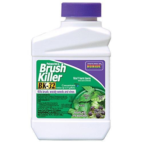 BONIDE 330 Concentrate Brush Weed Killer, 16-Ounce