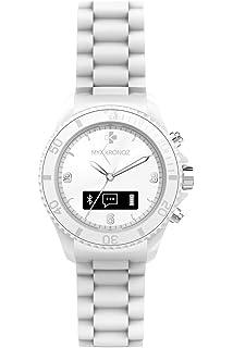 MYKRONOZ - Bracelet sante montre connectee ZECLOCK WHITE -