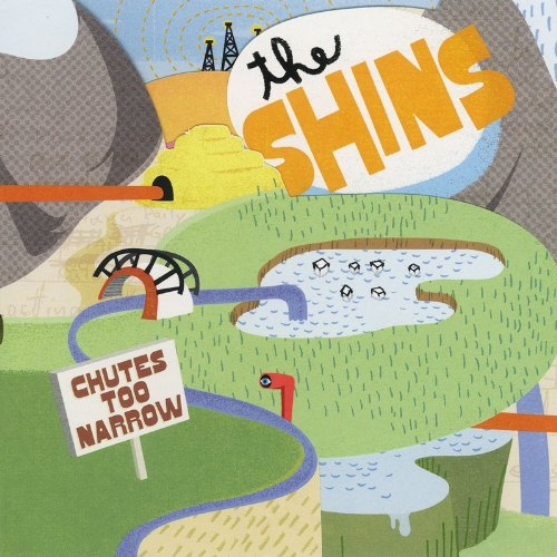 CD : The Shins - Chutes Too Narrow (CD)