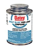 Oatey 31262 Great Blue Pipe Joint Compound, 8