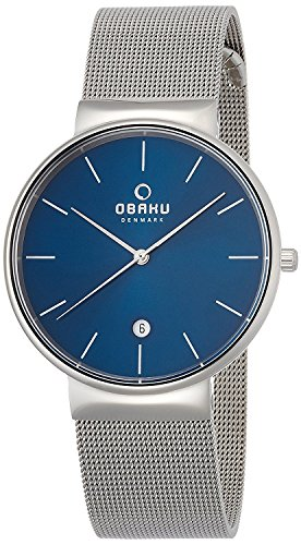 OBAKU watch 3 hands V153GDCLMC Men's [regular imported goods]
