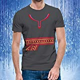 Kristoff-Ice Harvester Halloween Costume Iceman Froze Outfit For Men Boys Short-Sleeve Shirt | Long Sleeve Shirt | Premium Short Sleeve Shirt | Hoodie | Sweatshirt | Tank-Top