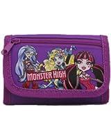 Tri-Fold Wallet - Monster High - Ghoulishly (Purple)