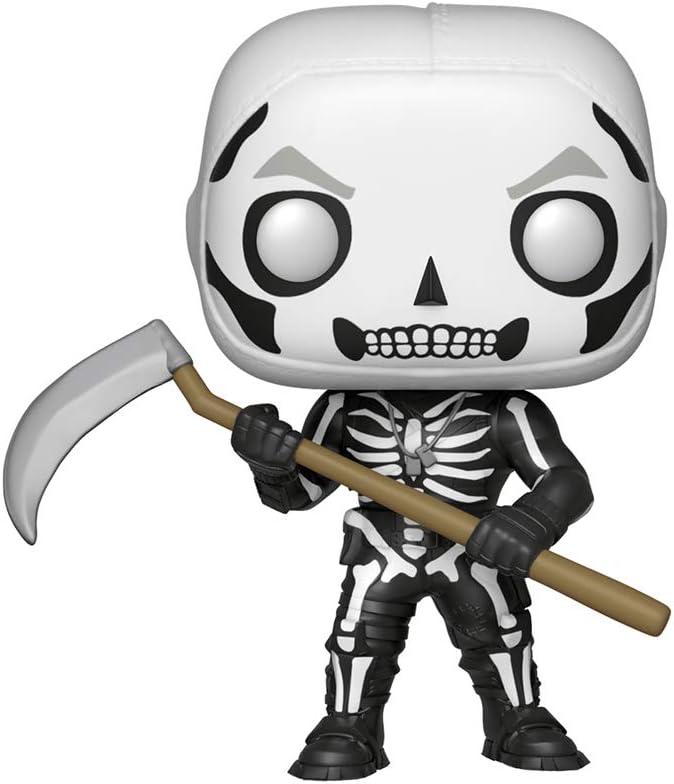 Funko Fortnite Skull Trooper Figura de Vinilo, multicolor, Talla Única (34470) , color/modelo surtido: Amazon.es: Juguetes y juegos