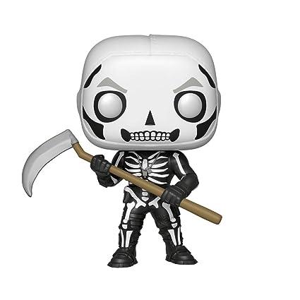 Funko Fortnite Skull Trooper Figura de Vinilo, Multicolor, Talla Única (34470)