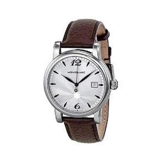 Reloj Montblanc con fecha de estrella